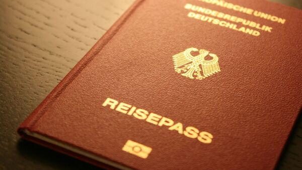 Passaporto tedesco - Sputnik Italia