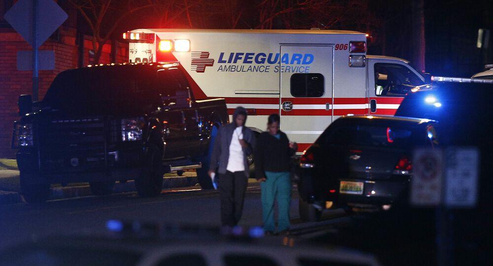 Ambulanza in Alabama