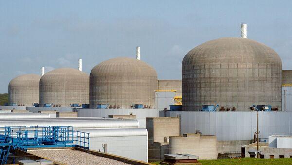 Centrale nucleare in Francia - Sputnik Italia