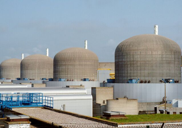 Centrale nucleare in Francia