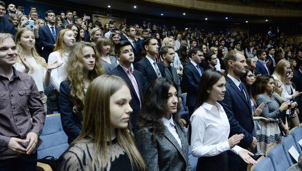 Studenti dell'Università MGIMO - Sputnik Italia