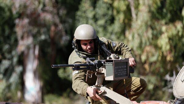 Un soldato israeliano - Sputnik Italia