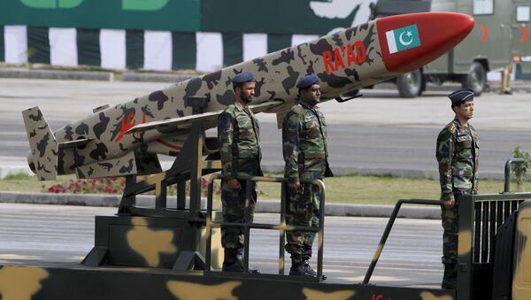 Missile Cruise Pakistan - Sputnik Italia