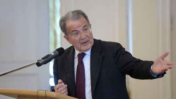 Ex premier italiano Romano Prodi - Sputnik Italia