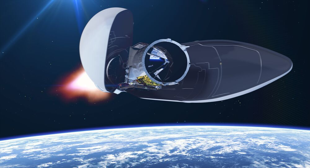 Satellite Aeolus
