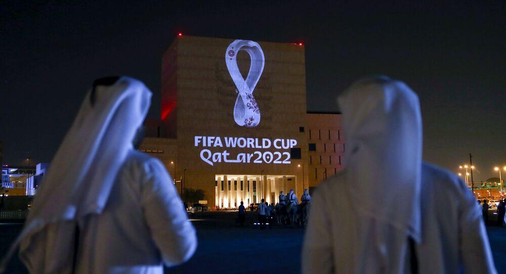 Presentazione logo Mondiali 2022