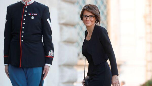 Elena Bonetti, ministra delle Pari opportunità e della Famiglia. - Sputnik Italia