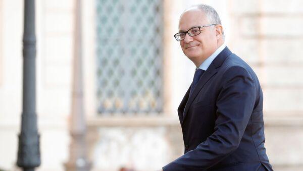 Roberto Gualtieri, il ministro dell'Economia - Sputnik Italia