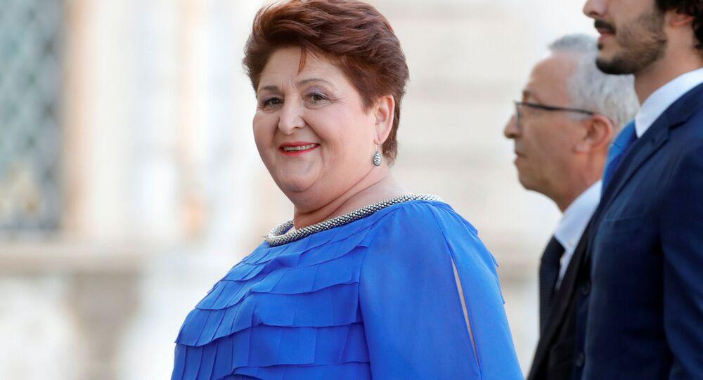 Teresa Bellanova, il ministro dell'Agricoltura