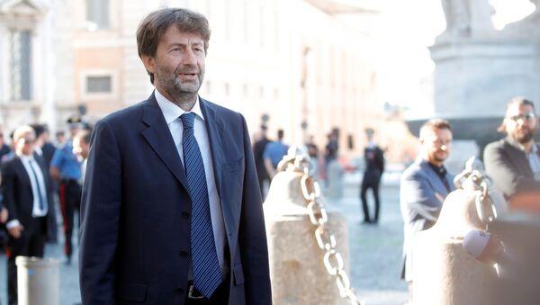 Dario Franceschini, il ministro della Cultura - Sputnik Italia