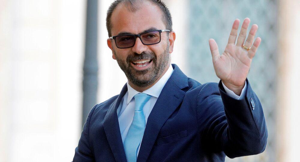 Lorenzo Fioramonti, il ministro dell'Istruzione
