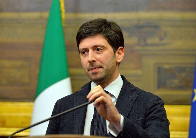 Roberto Speranza, il ministro della Salute