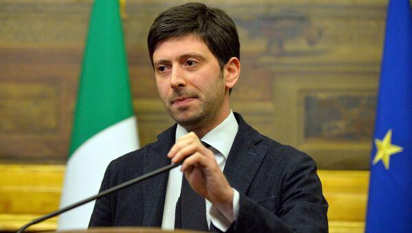 Roberto Speranza, il ministro della Salute - Sputnik Italia