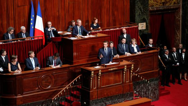 Parlamento francese - Sputnik Italia