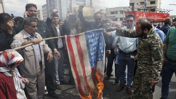 Le proteste in Iran - Sputnik Italia