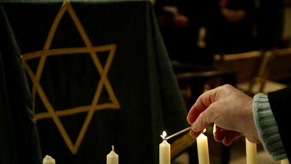 Dentro una sinagoga  - Sputnik Italia