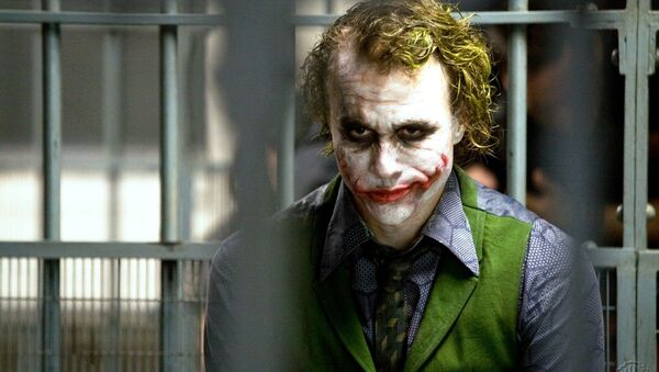 Actor Heath Ledger as Joker - Sputnik Italia