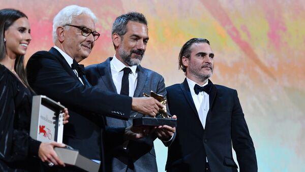 Joker vince il Leone d'Oro di Venezia - Sputnik Italia