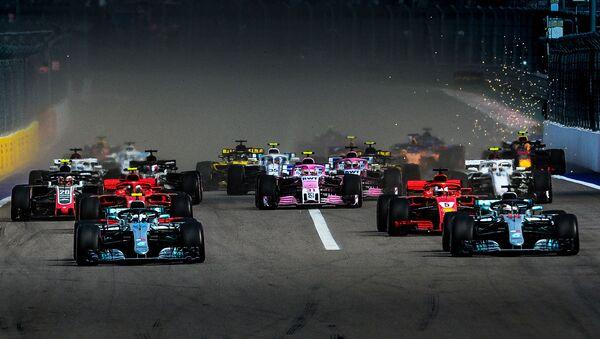 Formula 1 - Sputnik Italia