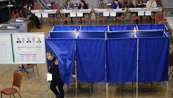 Elezioni amministrative in Russia - Sputnik Italia