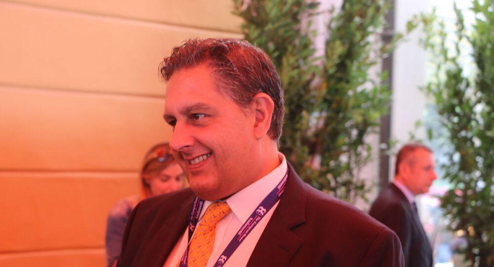 Giovanni Toti, governatore della Liguria