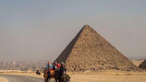 Piramidi in Egitto - Sputnik Italia
