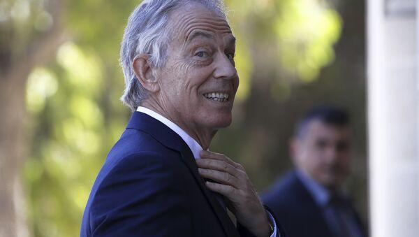 Tony Blair - Sputnik Italia