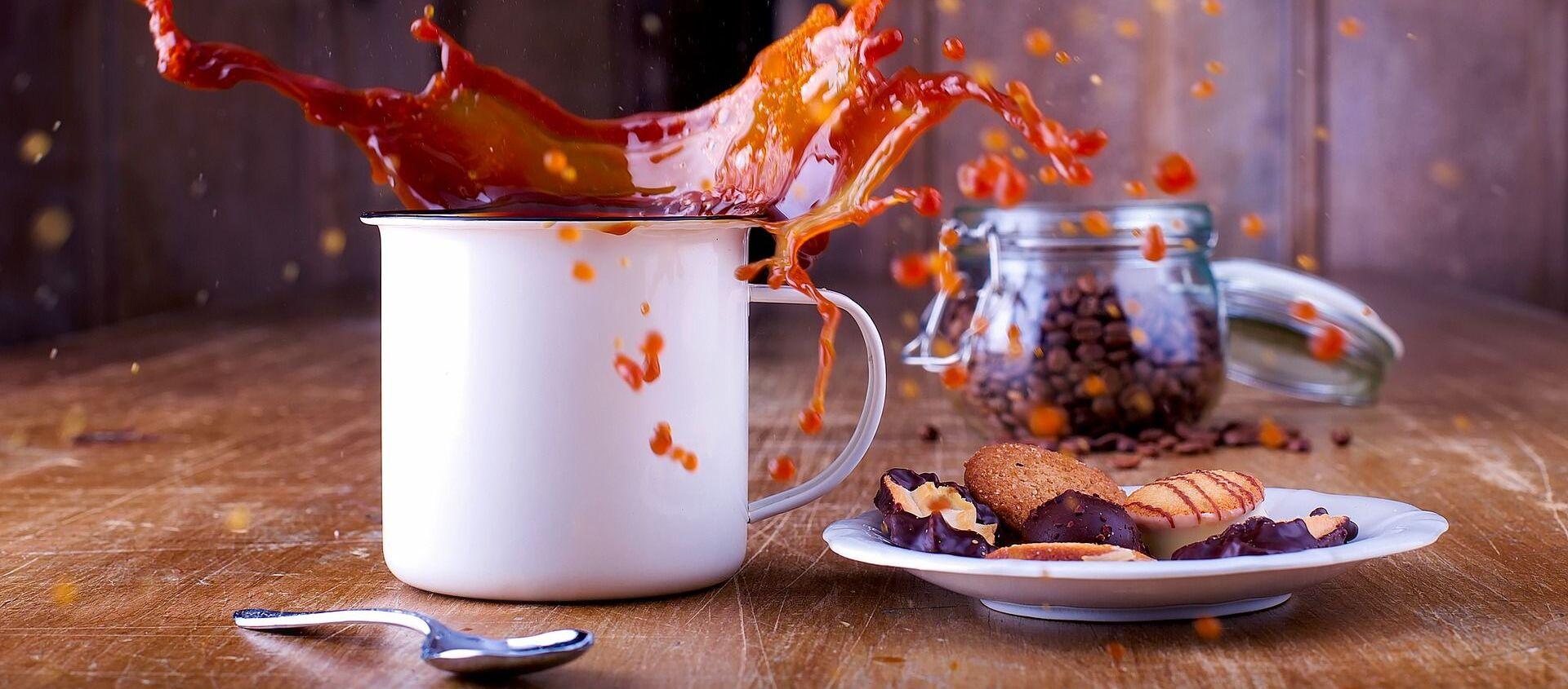 Caffè - Sputnik Italia, 1920, 19.11.2020