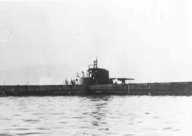 Sottomarino americano USS Herring (SS-233)