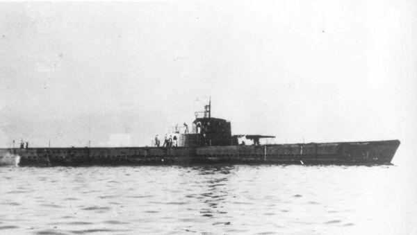 Sottomarino americano USS Herring (SS-233) - Sputnik Italia