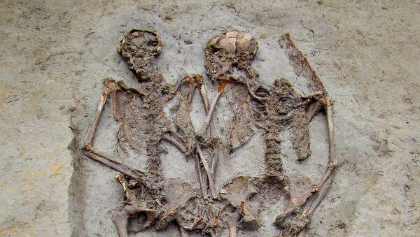 La tomba degli amanti - Sputnik Italia