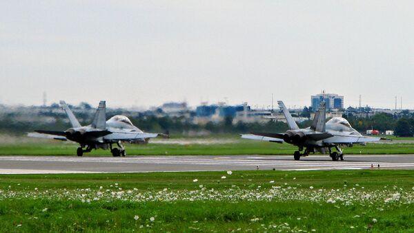 CF-18 Hornet - Sputnik Italia