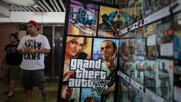 Un negozio di videogiochi - Sputnik Italia