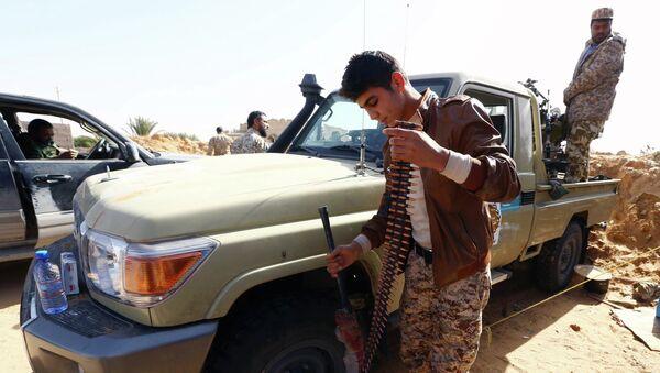 Combattenti in Libia - Sputnik Italia