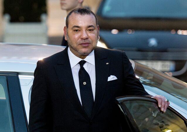 Re del Marocco Mohammed VI