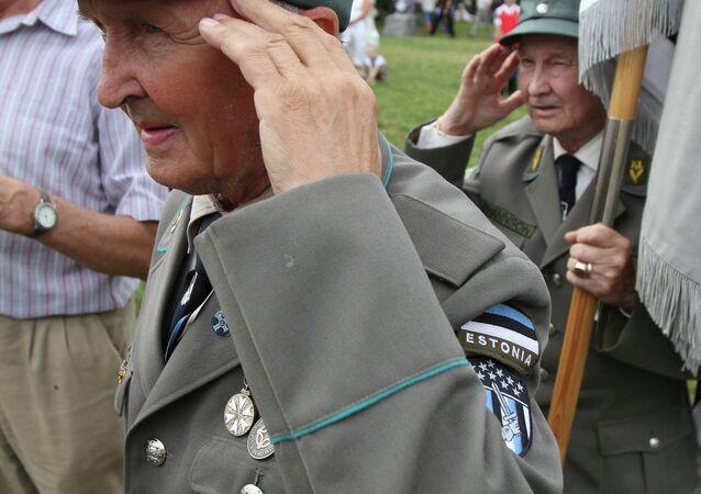 Ex combattenti SS, Estonia