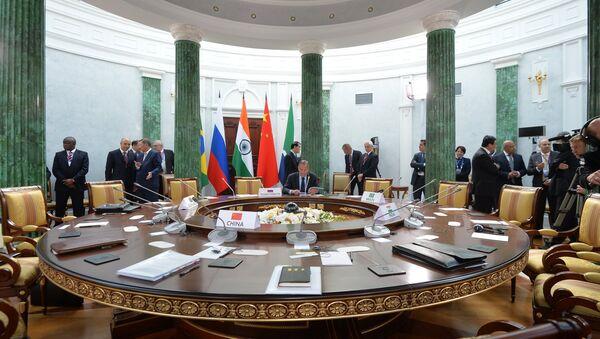 BRICS vertice - Sputnik Italia