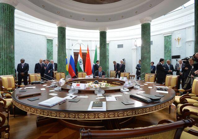 Al vertice di BRICS