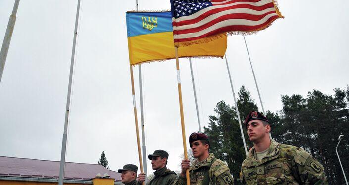 Istruttori militari USA in Ucraina