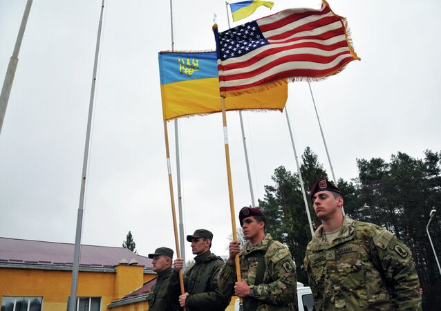 Istruttori militari USA in Ucraina