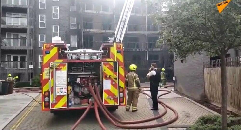 Pompieri britannici