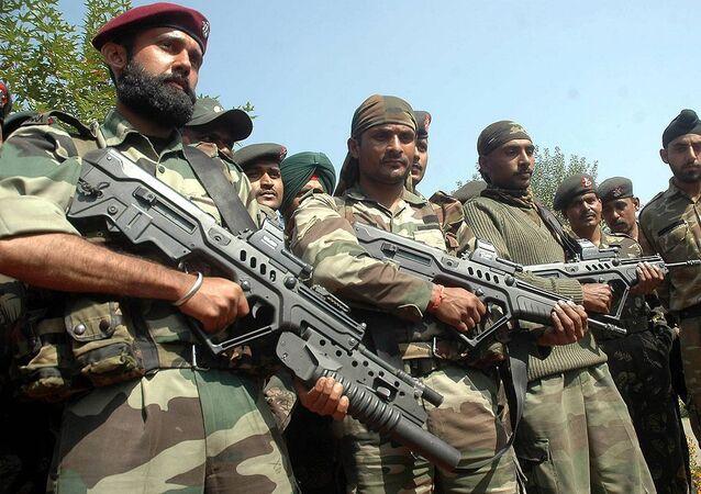 Esercito Indiano