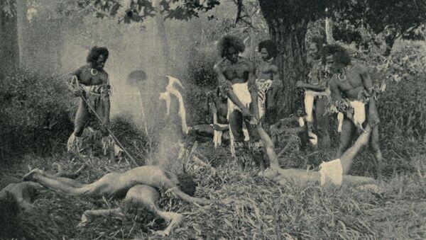 Cannibali alle Figi - Sputnik Italia