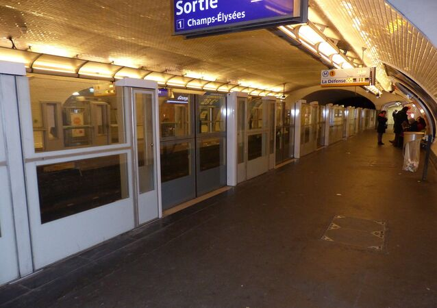 Linea 1 della metropolitana di Parigi