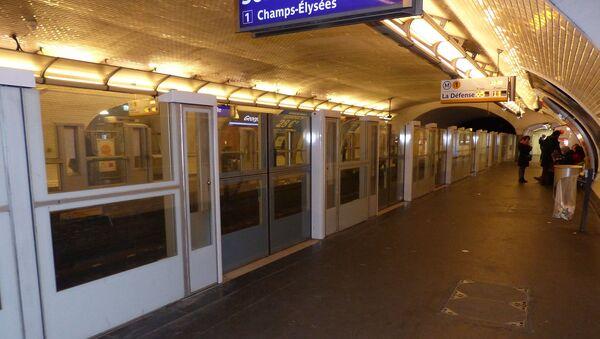 Linea 1 della metropolitana di Parigi - Sputnik Italia