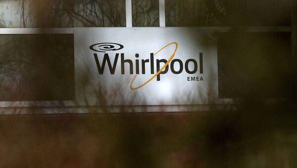 Società Whirlpool - Sputnik Italia