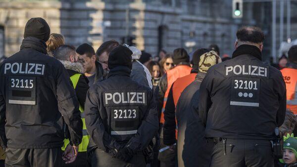 Polizia in Germania - Sputnik Italia