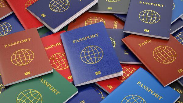 Passaporti - Sputnik Italia