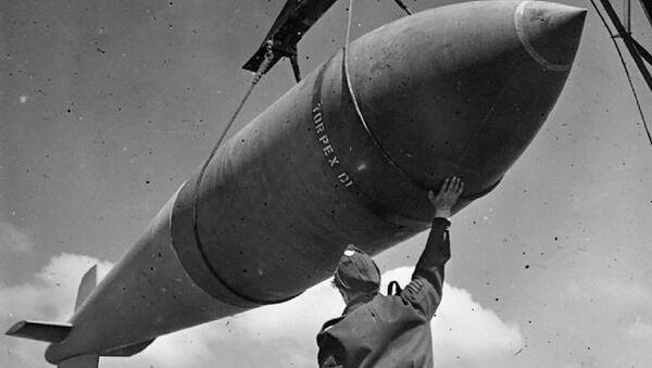 Bomba Tallboy - Sputnik Italia