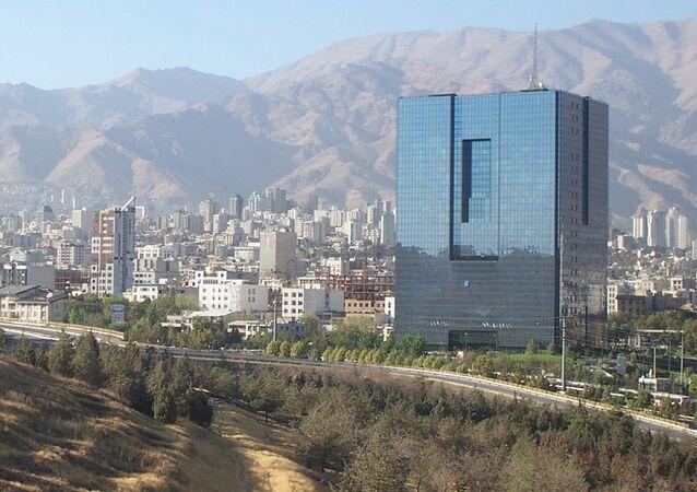 Banca Centrale iraniana